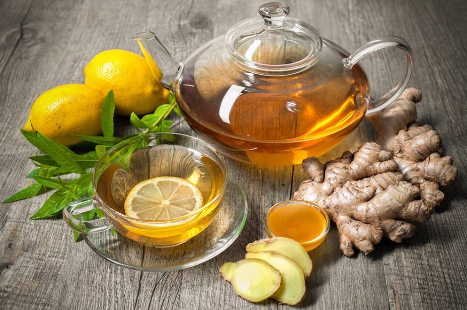 powerdrink ingwer honig zitrone